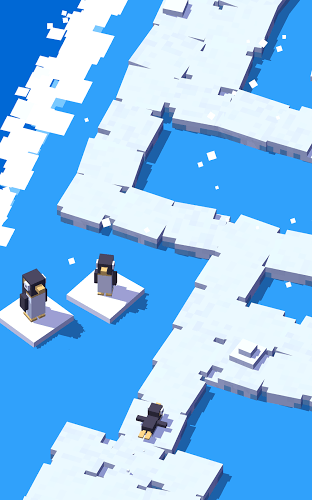 เล่น Crossy Road on PC 12