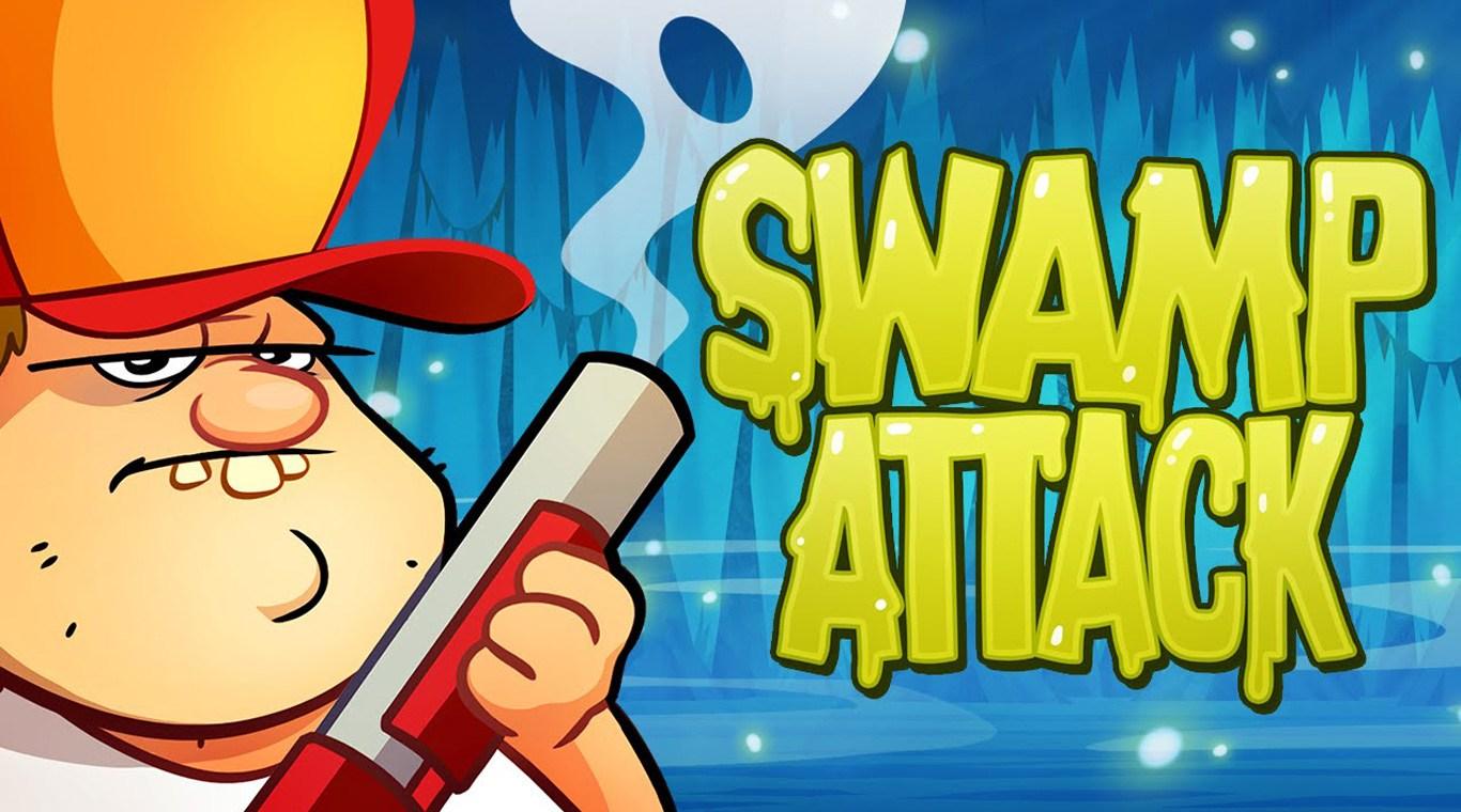 как заработать денег в игре swamp attack