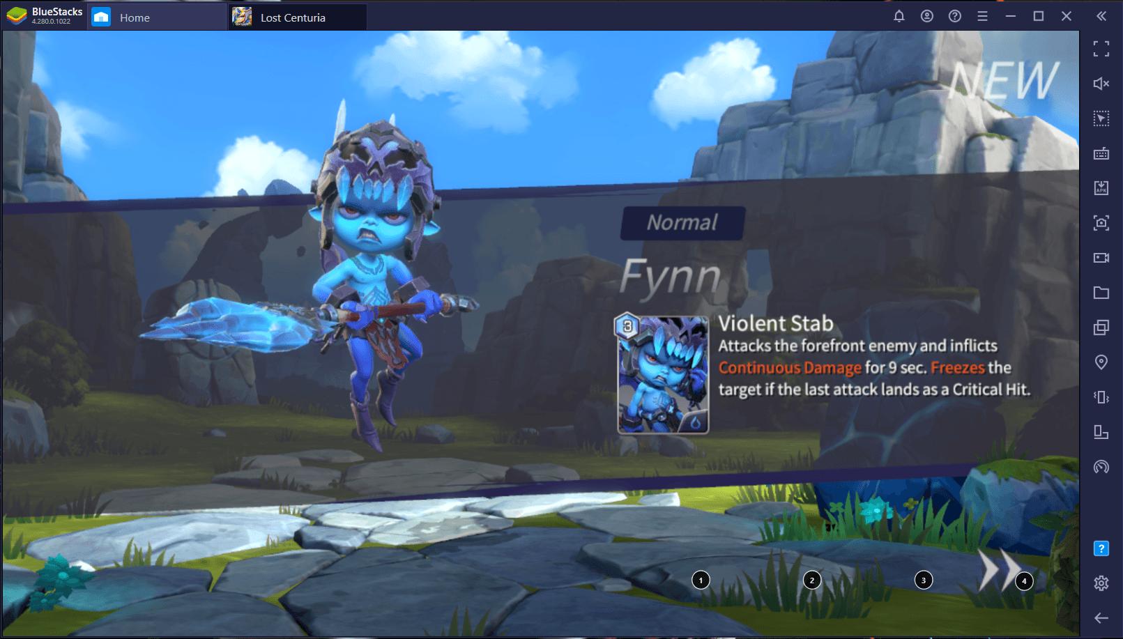 Cara Bermain Summoners War: Lost Centuria di PC Menggunakan BlueStacks!