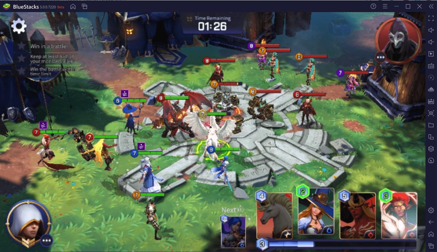 Cùng chơi Summoners War: Lost Centuria trên PC với BlueStacks