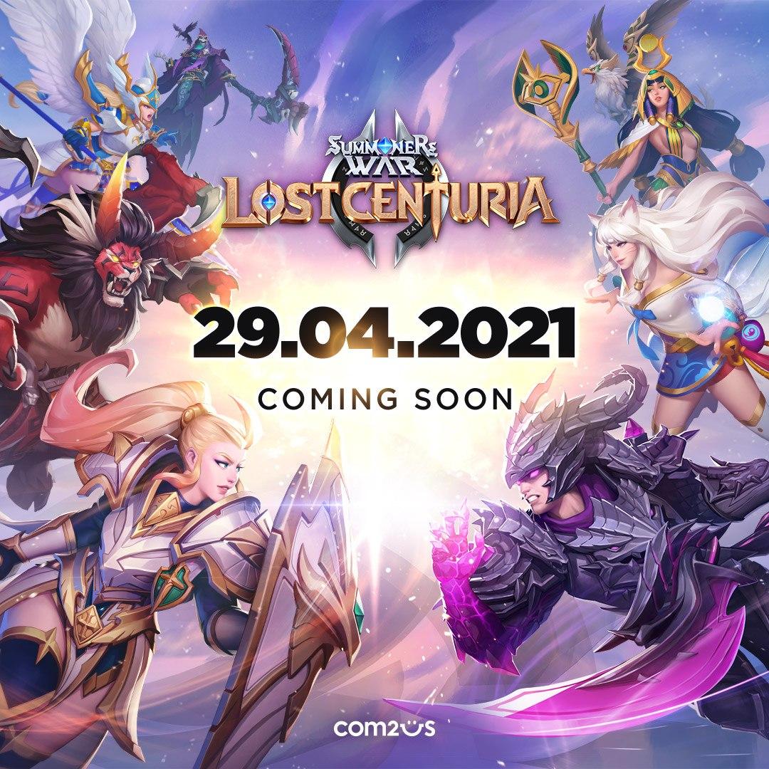Summoners War: Lost Centuria phát hành cuối tháng 4, đạt mốc 5 triệu lượt đăng ký sớm