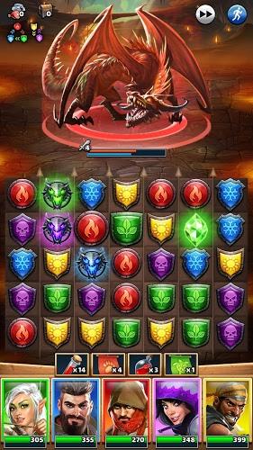 Spiele Empires & Puzzles: RPG Quest auf PC 7