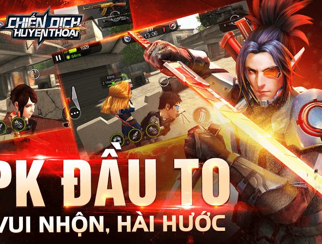 Chơi Chien Dich Huyen Thoai on PC 9