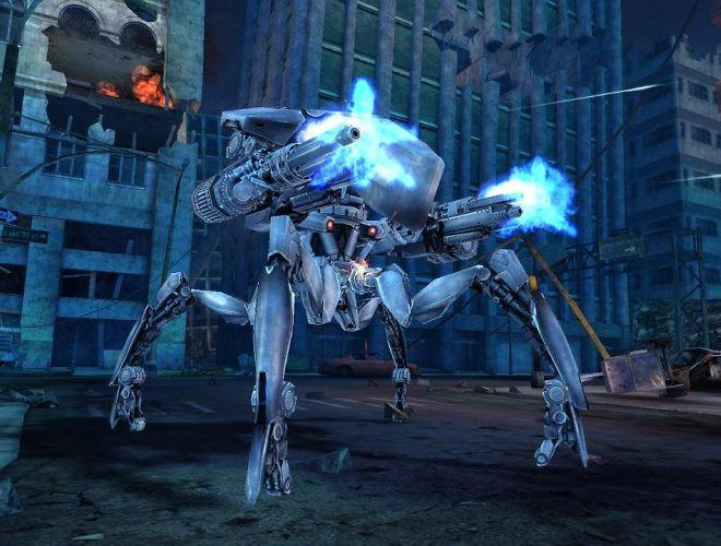 Играй TERMINATOR GENISYS: GUARDIAN on pc 8