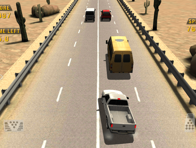 Joue Traffic Racer on pc 6