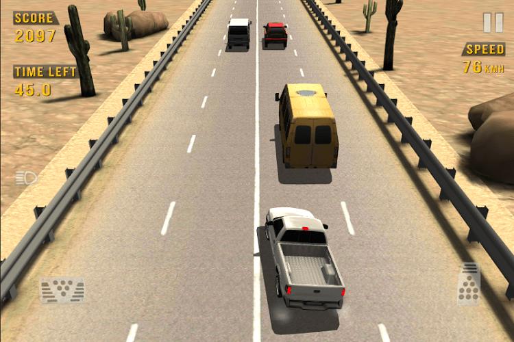 Скачать traffic racing на компьютер
