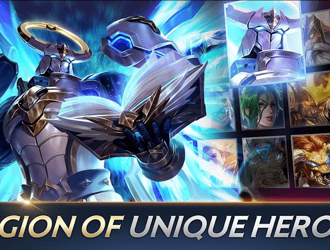 Play Garena AOV – Arena of Valor on PC 5