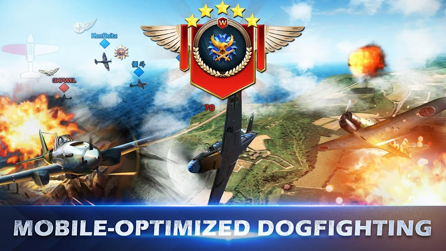 Play War Wings on PC 5