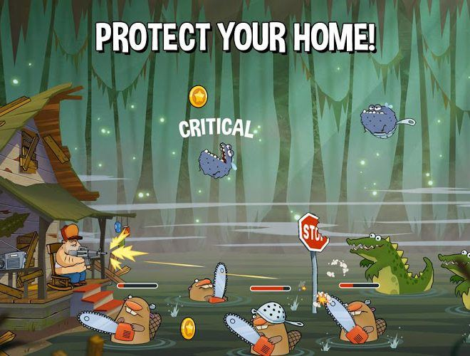 Play Swamp Attack on PC 11