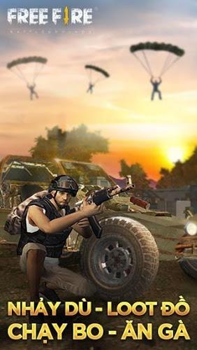 Chơi Free Fire – Battlegrounds on PC 4