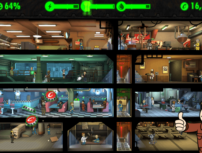 Gioca Fallout Shelter on PC 7