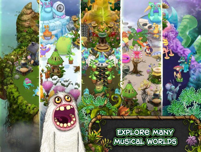 Speel My Singing Monsters on PC 10