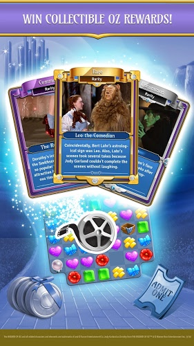 Play Wizard of Oz: Magic Match on PC 6