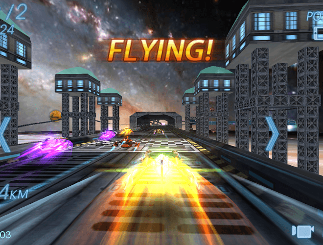 Chơi Space Racing 3D – Star Race on PC 8