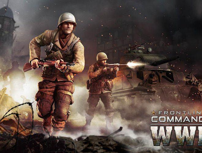 Играй FRONTLINE COMMANDO: WW2 На ПК 14