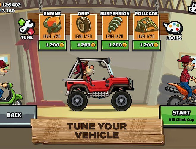 Play Hill Climb Racing 2 on PC 6