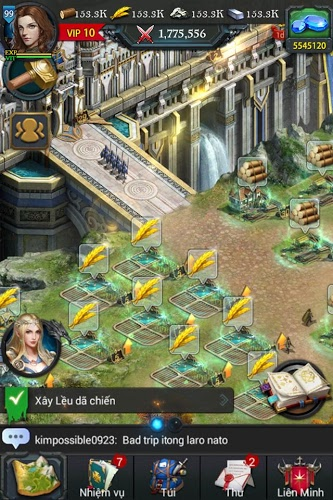 Chơi Rise of the Kings on PC 8