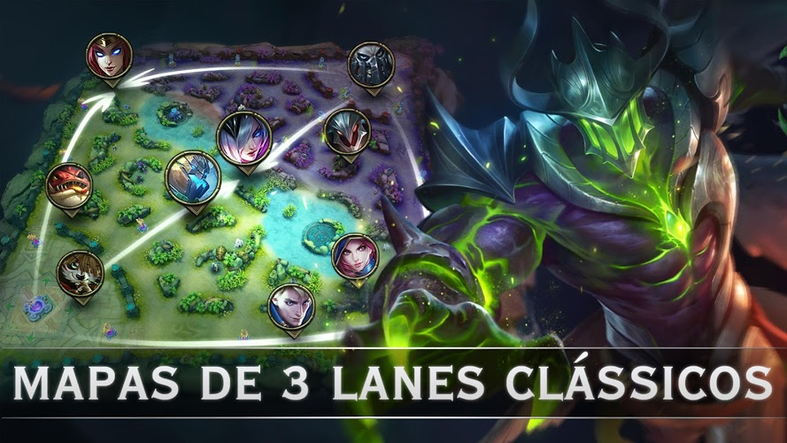 Jogue Mobile Legends: Bang bang para PC 4