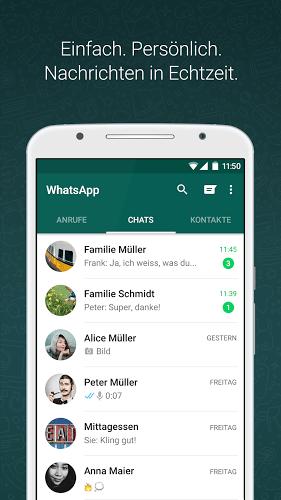 Spiele WhatsApp auf PC 2