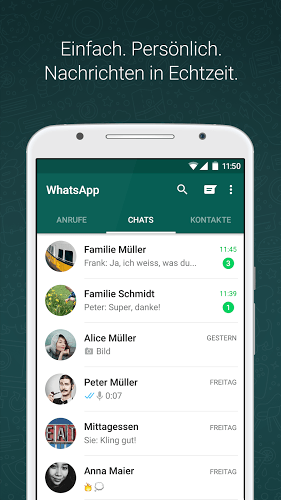 Spielen WhatsApp on PC 2