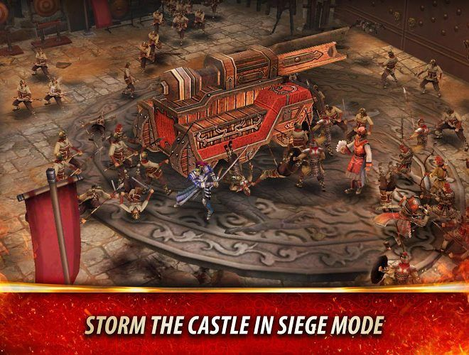 Играй Dynasty Warriors Unleashed На ПК 16