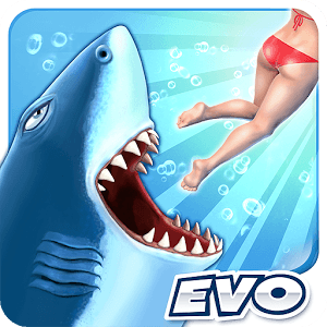 Play Hungry Shark Evolution on PC 1
