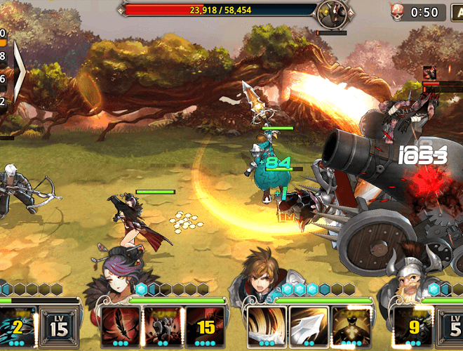 Play King's Raid on PC 8