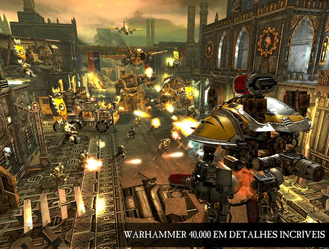 Играй Warhammer 40000: Freeblade На ПК 21