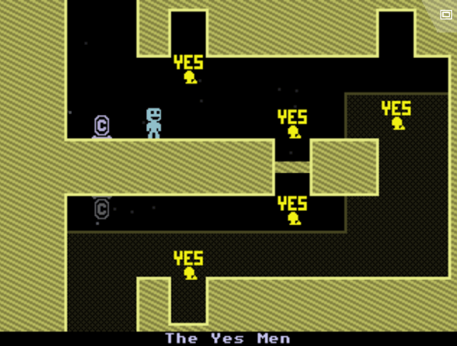 Spielen VVVVVV on PC 8
