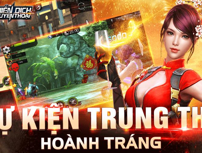 Chơi Chien Dich Huyen Thoai on PC 17