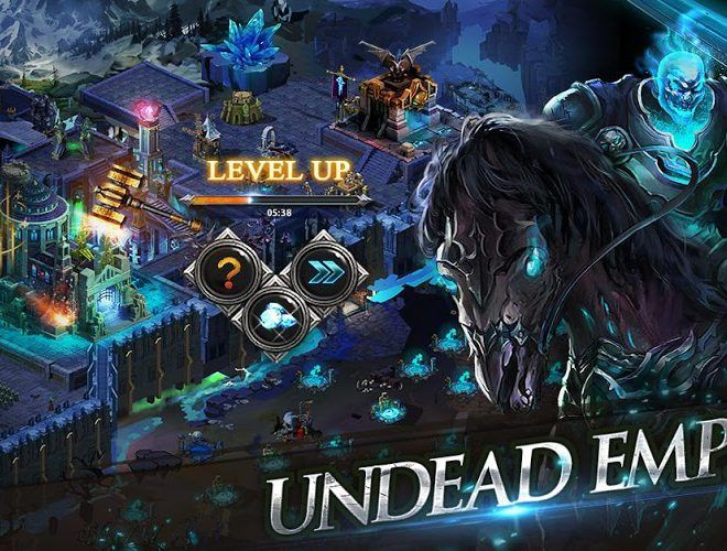 Play King of Rebirth: Undead Age on PC 4