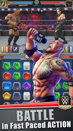 Play WWE Champions Free Puzzle RPG on PC 4