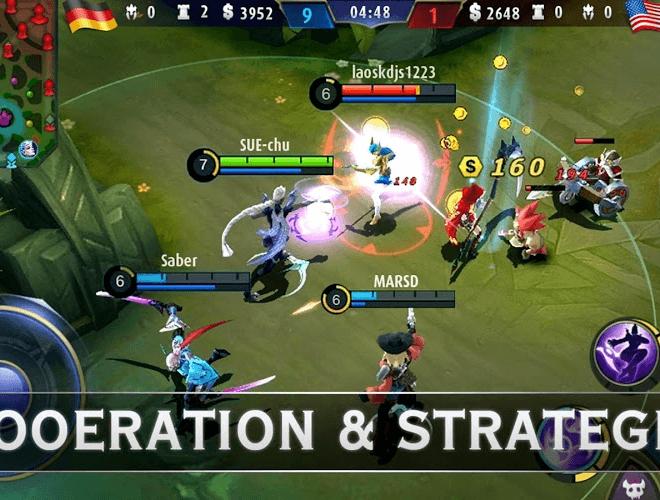 Spiele Mobile Legends: Bang bang auf PC 5