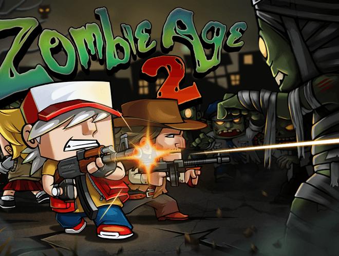 Играй Zombie Age 2 На ПК 15