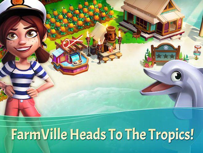 Play Farmvile: Tropic Escape on PC 3