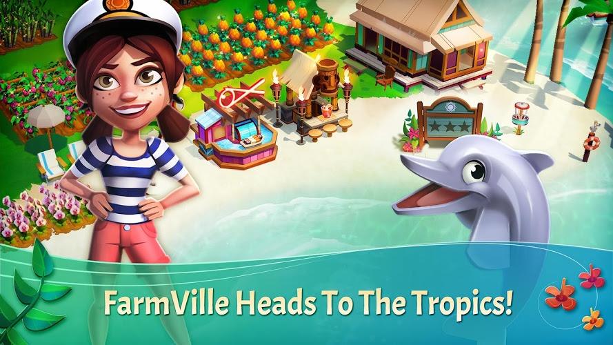Farmvile: Tropic Escape İndirin ve PC'de Oynayın 3