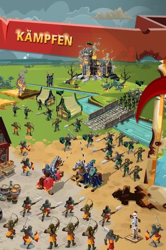 Spiele Empire Four Kingdoms auf PC 6