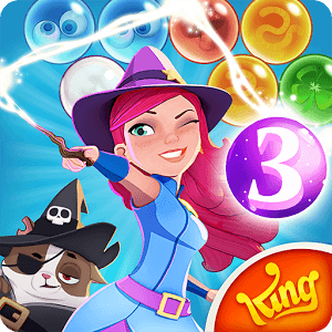 Chơi Bubble Witch 3 Saga on PC 1