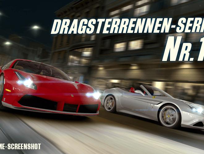 Spiele CSR Racing 2 auf PC 2