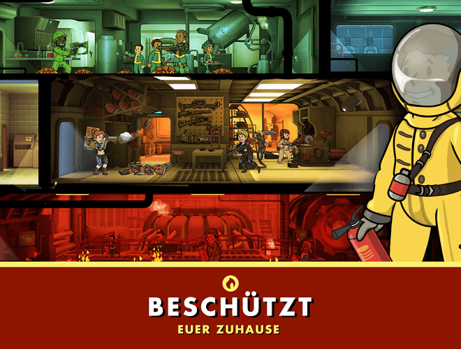 Spielen Fallout Shelter on pc 20