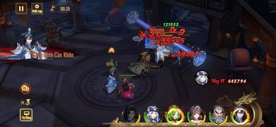 Tân OMG3Q VNG: Hướng dẫn chơi thủ thành với Huyết Chiến Ma Tháp