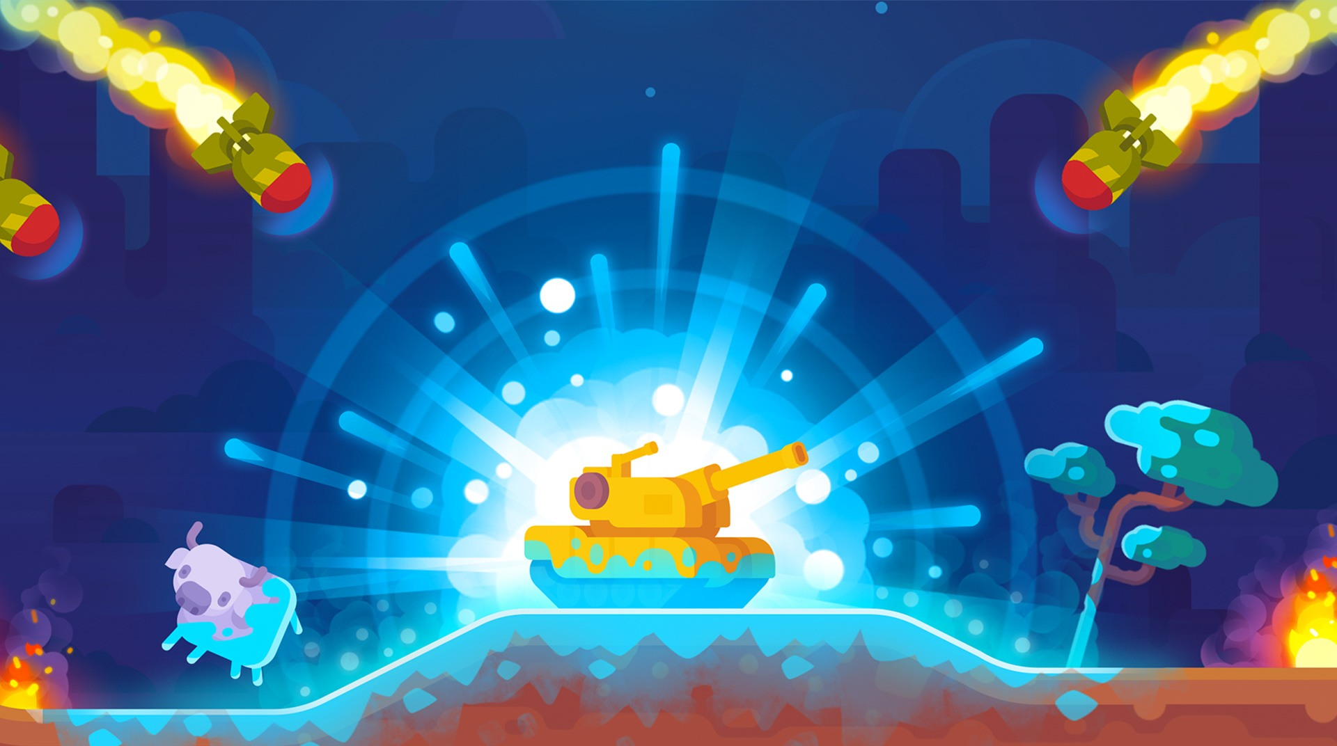Download Tank Stars on PC with BlueStacks