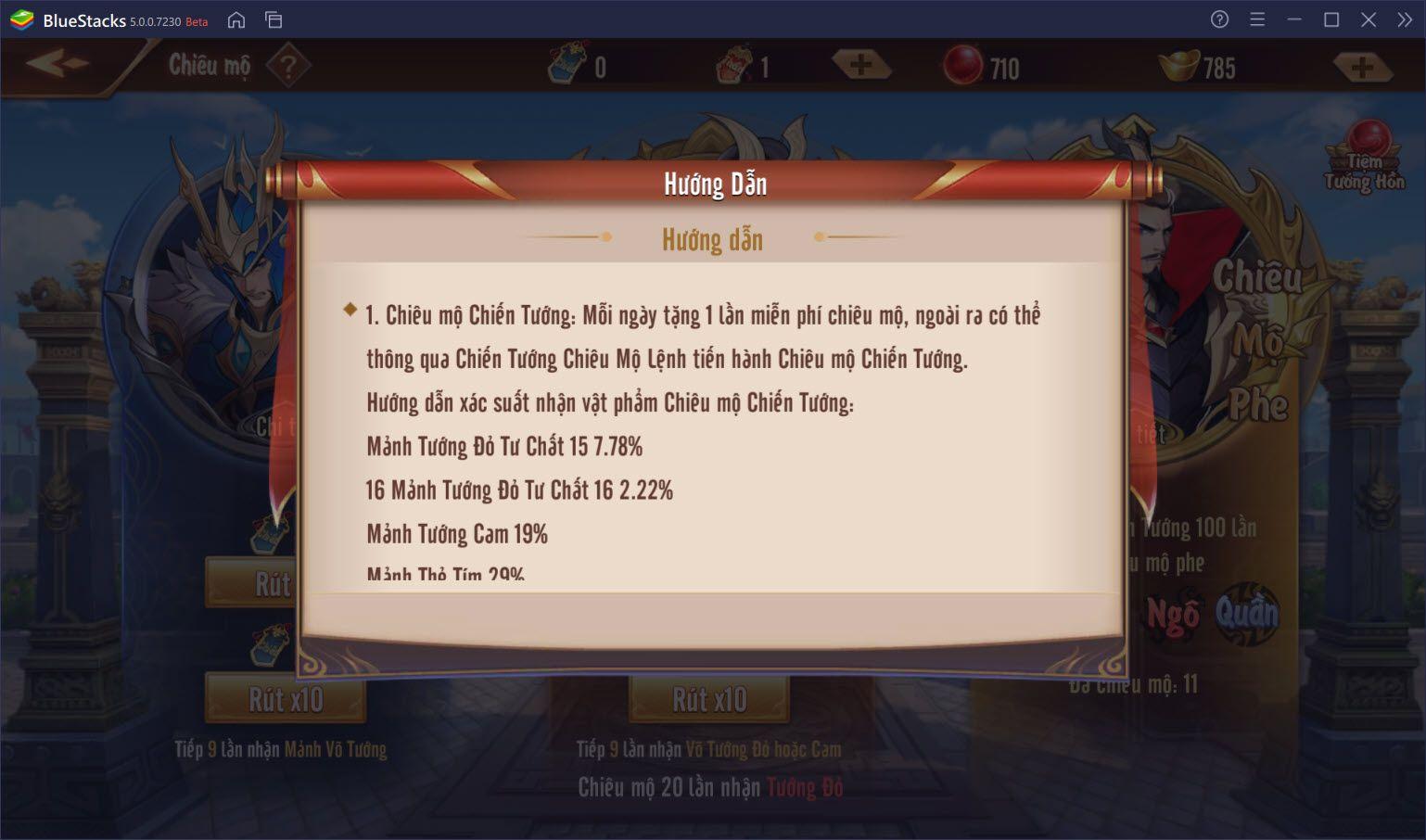 Cách chơi Tân OMG3Q VNG và những điều cần biết
