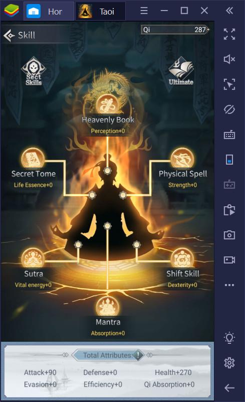 Mẹo chơi Immortal Taoists hiệu quả dành cho người mới