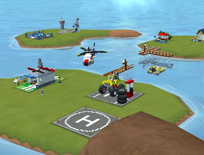 เล่น LEGO® Creator Islands on pc 4