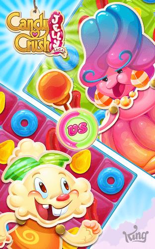 Играй Candy Crush Jelly Saga На ПК 12