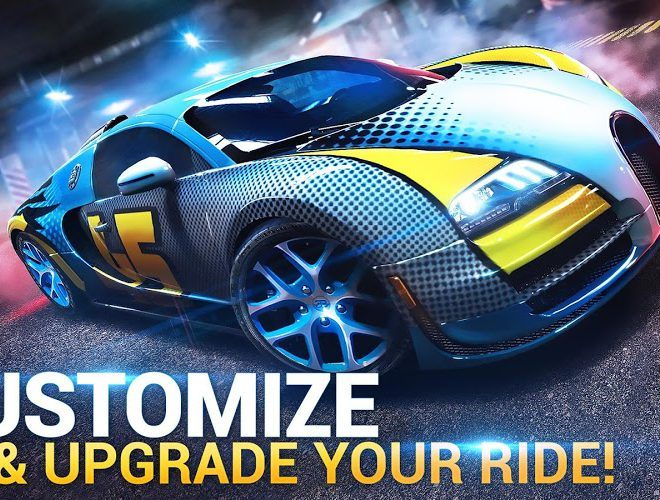 Spustit Asphalt 8: Airborne on PC 13