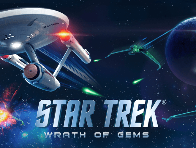 Играй Star Trek ® — Wrath of Gems На ПК 7
