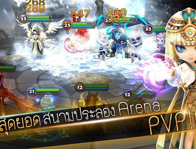 เล่น Summoners War Sky Arena on PC 15