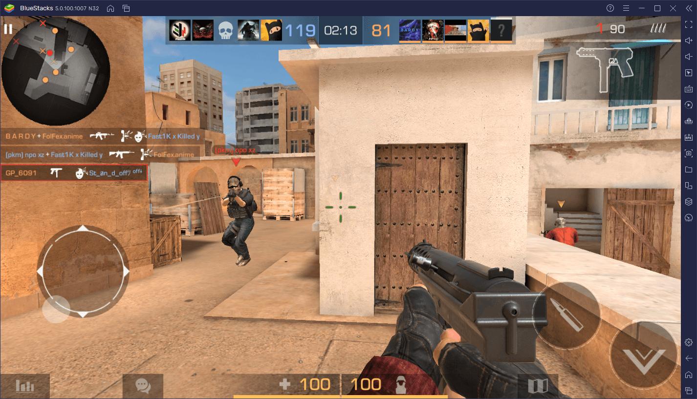 Tec-9 в Standoff 2: описание оружия, тактики игры и доступные скины